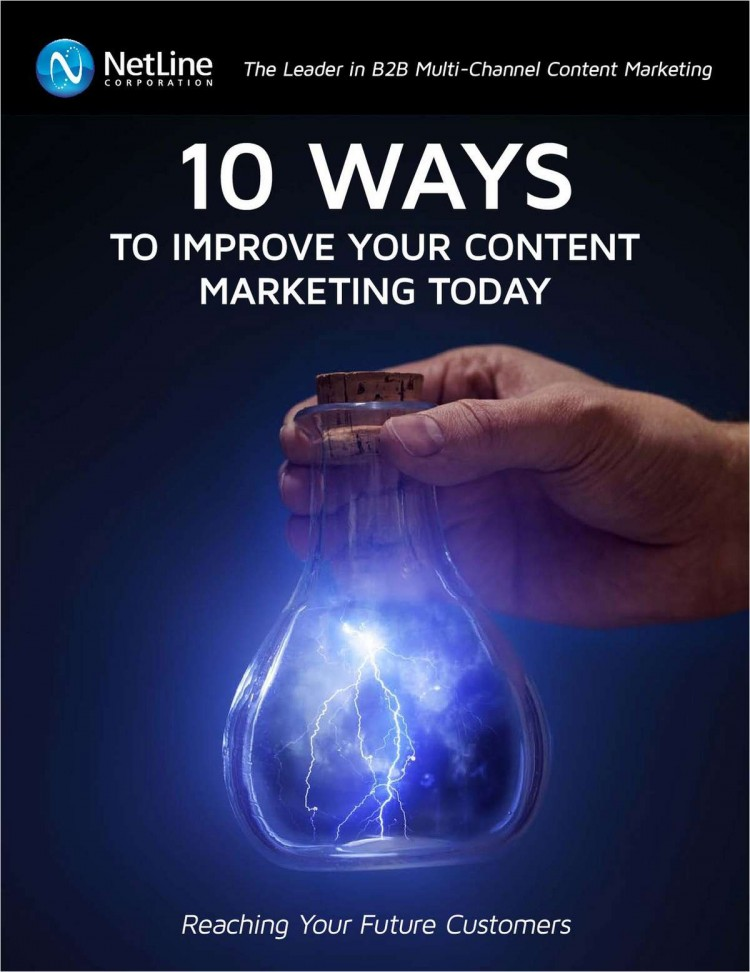 10 Ways to Improve Your Content Marketing Today