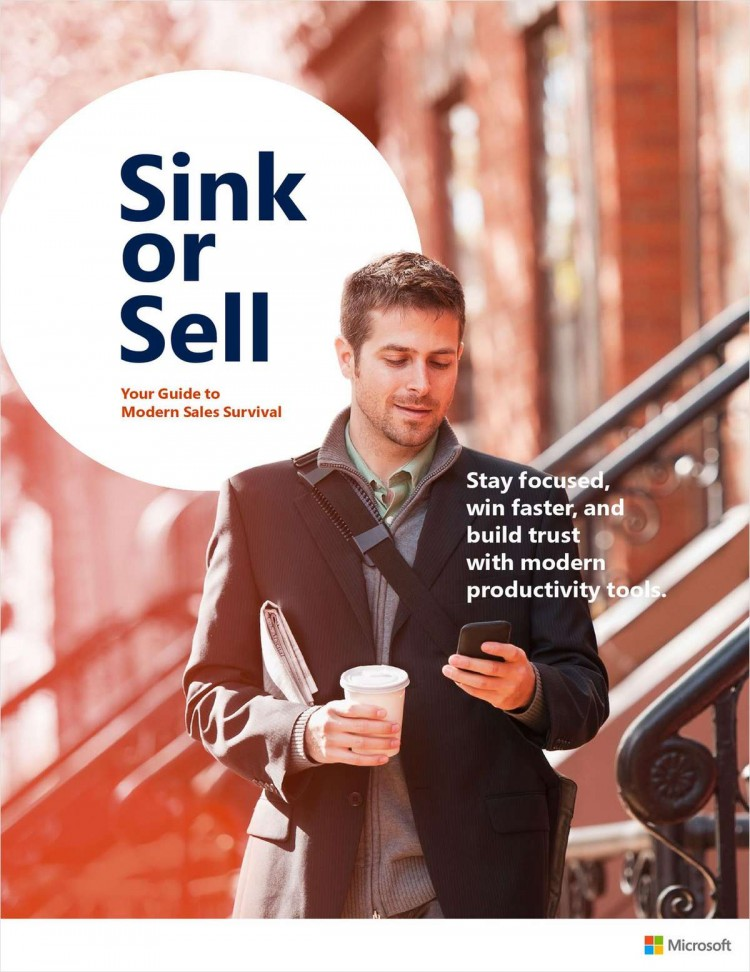 Sink or Sell: Your Guide to Modern Sales Survival