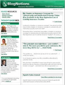 BlogNotions Finance Newsletter: Monthly eNewsletter Featuring Blogs from Industry Experts
