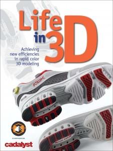 Rapid Color 3D Modeling/Printing: Achieving New Efficiencies